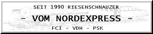 Nordexpress Kennel Germany